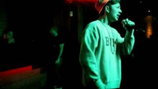 Sean Hewlett: Biz Markie - Just A Friend (Hip Hop Karaoke Vancouver Vol. 12 @ Fortune Sound Club)