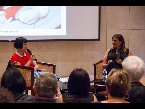 Artist Talk: Pixy Yijun Liao in Conversation with Barbara Pollack (Complete)