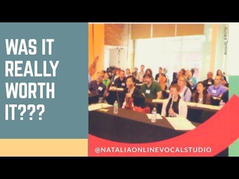 My Summer Music Educators Workshop Experience Carnegie Hall | NATALIA's Online Vocal Studio
