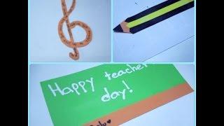 6 Simples Regalos para el Día del Maestro - DIY Thumbnail