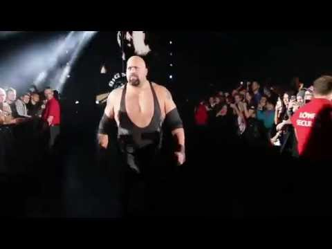 Entrances von Big Show und Kane: WWE Live in Leipzig – 13. November 2015