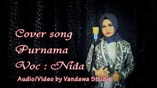 Download Lagu PURNAMA cover song By NIDA mp3