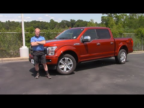 Is The 2019 / 2020 Ford F-150 Platinum Edition The Ultimate Luxury Truck?