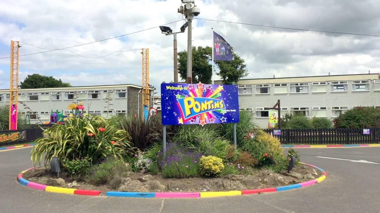 Pontins Camber Sands Holiday Park Premises Lydd Road