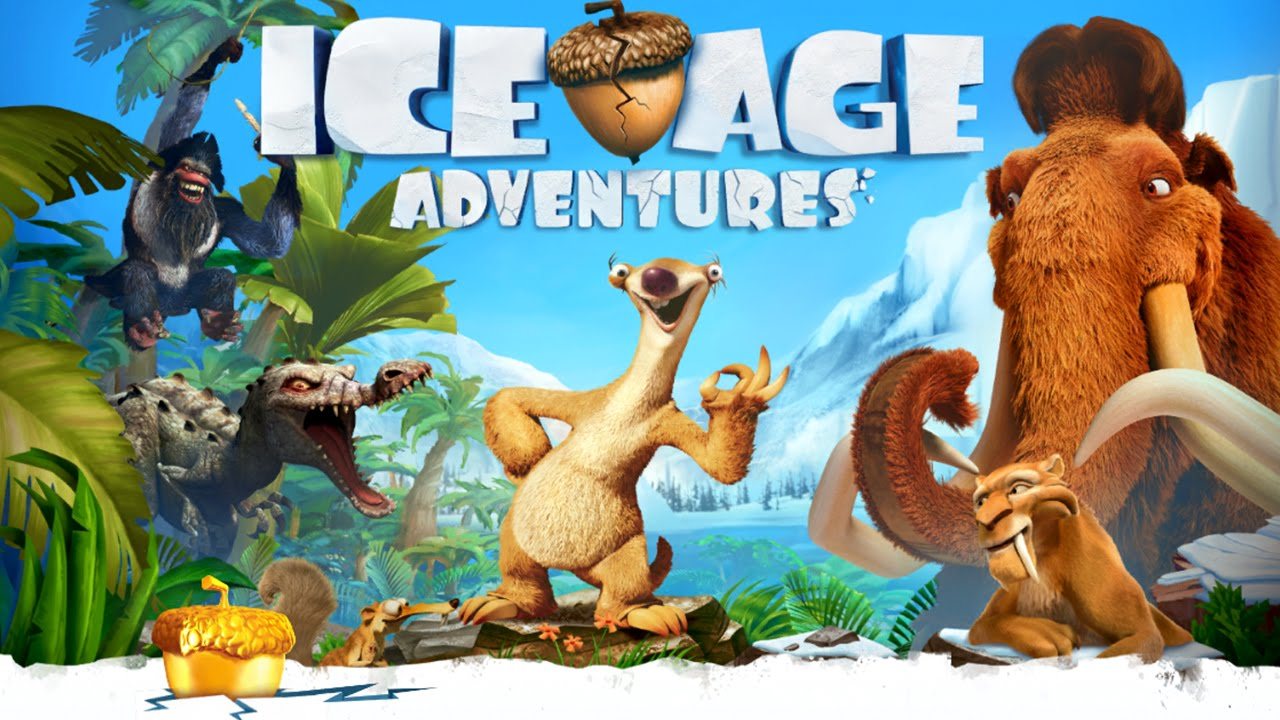 It's just a photo of Declarative Ice Age Pictures