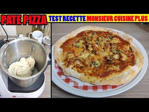 pate-pizza-monsieur-cuisine-plus-lidl-silvercrest-test-livre-recette-pizza-dough