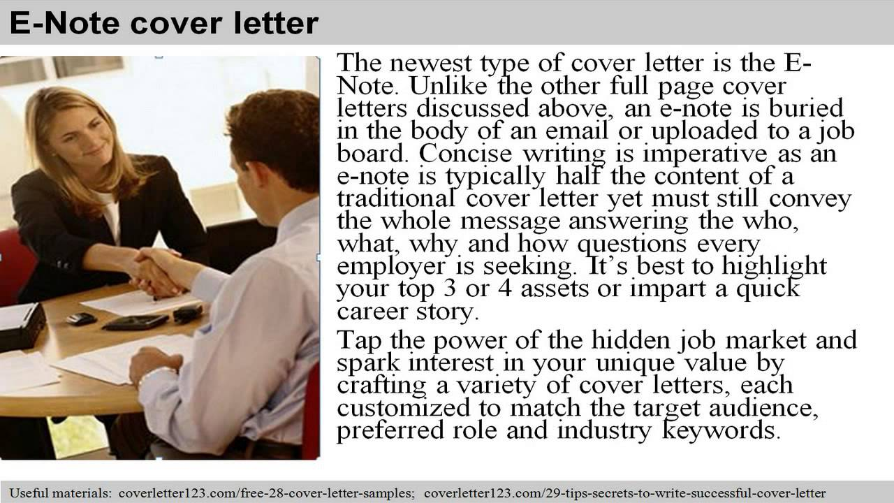 Top 7 chef cover letter samples - YouTube