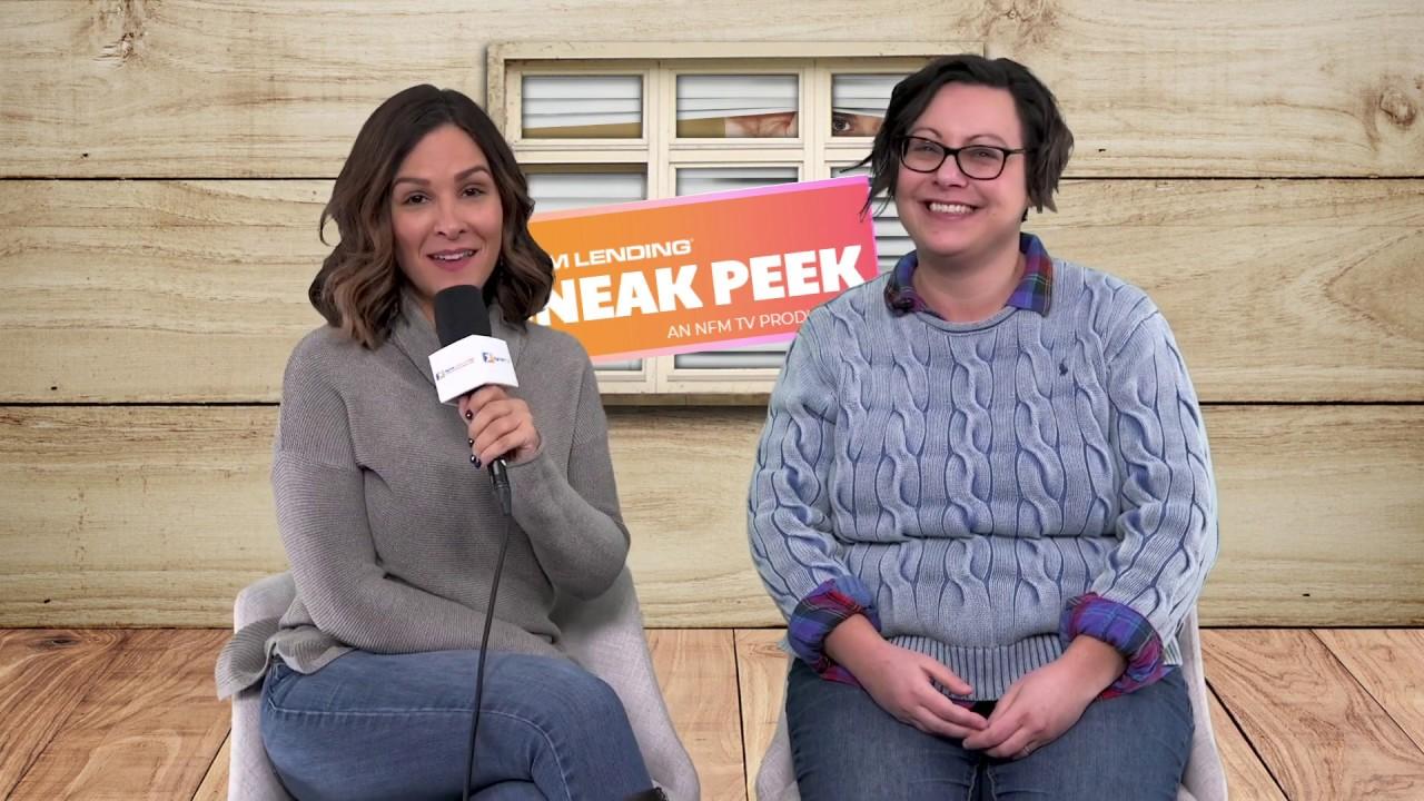 A Sneak Peek Interview with Tori Rosati