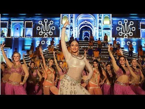 Tevar│'Radha Nachegi' Song Launch│Sonakshi...