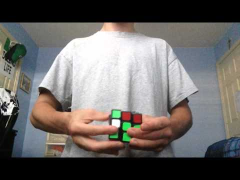Practice/show-off algorithms for 3x3 cube