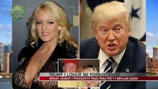 Trump i lidhur me pornostaren? - News, Lajme - Vizion Plus
