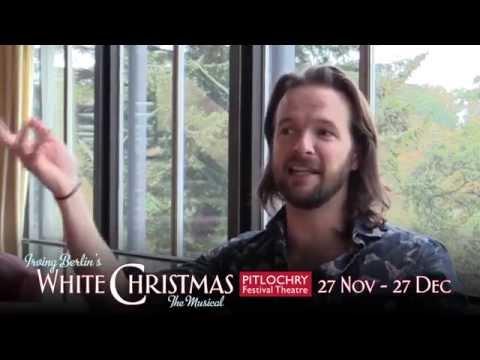 White Christmas - Chris Stuart-Wilson, Choreographer - YouTube