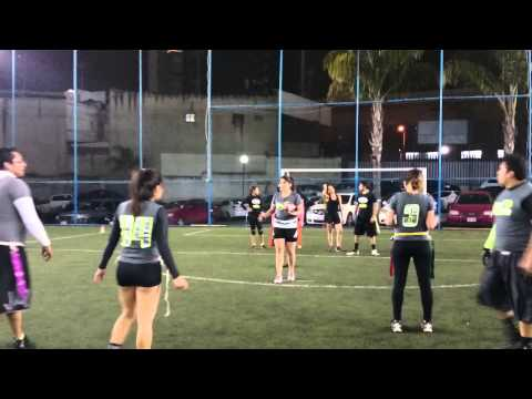 ELITE BOWL CARE DE CHIMBA VS GOTHAM MIXTO TOCHO NOCTURNO LIGA ELITE SATELITE 3 DE 7