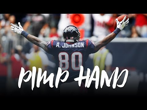"Andre Johnson: ""Pimp Hand"" (Career Tribute) ᴴᴰ"