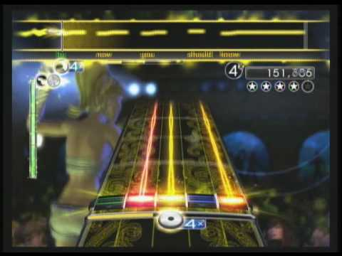 Can't Be Tamed by Miley Cyrus ~ RockBand 2 DLC for 06/22, Expert Guitar/Vocals 97/99 SR