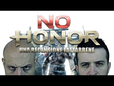 FOR HONOR O NO HONOR...?