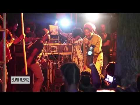 Jamaica VLOG #5| Kingston life. DUBWISE// Chronixx + more