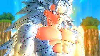 SSJ5 GOKU & GOGITO- Dragon Ball Xenoverse Mods