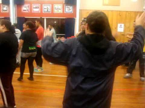 ZUMBA AT TAMAKI INTERMEDIATE