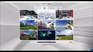 Lumion 3D - speciální tutoriál - Základy programu Lumion v jednom videu