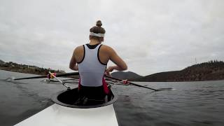 Collegiate Opens Rowing 2018 | Head of the River