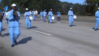 Ribault High - Big Ballin 2013-2014 : Raines and Ribault parade