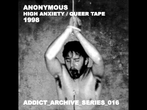 Anonymous ‎- High Anxiety Tape 1998