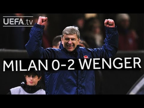WENGER'S GREAT VICTORIES: