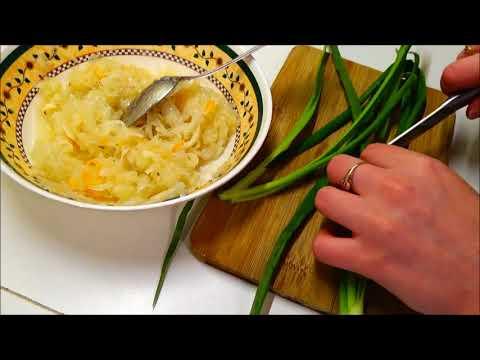 как правильно квашеная капуста рецепт пошагово