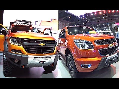2016 2017 Chevrolet Colorado Xtreme Vs High Country Storm 2 8 Liter You