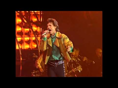The Rolling Stones - Tumbling Dice (Live at Tokyo Dome 1990)