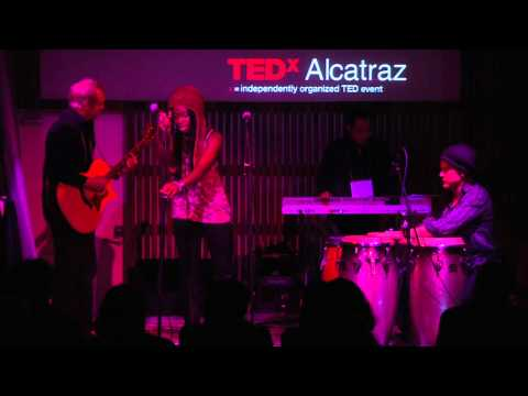 TEDxAlcatraz - Iyeoka - Say Yes!