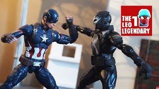 Civil War Part I: Crossbones Terror - Stop-Motion