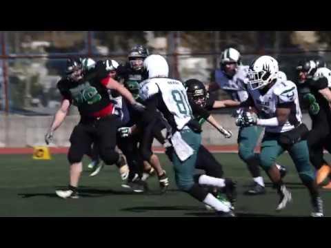 Yeditepe Eagles 2016-17 Teaser