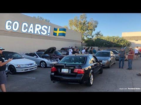 Saab Club Of Arizona Meet 2019!