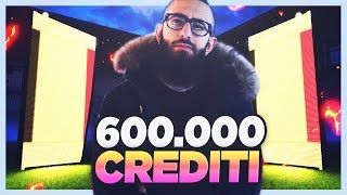 600.000 CREDITI DI PROFITTO IN UN PACK OPENING [FIFA 18]