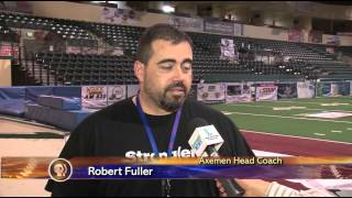 Bemidji Axemen vs Texas Revolution Preview   Lakeland News Sports   May 30, 2014
