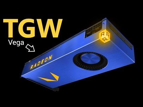 AMD Reveals Vega Frontier Edition & Threadripper! - TGW # 97