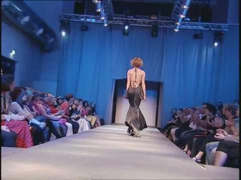 Fashion CN Frankfurt Modenschau 'leonid matthias'