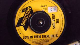 THE VIBRATIONS - LOVE IN THEM THERE HILLS