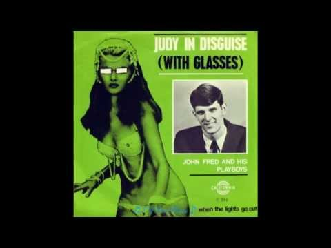 John Fred And His Playboy Band - Judy In Disguise (With Glasses)