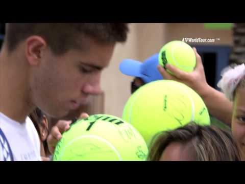 Meet The Next Generation Of Tennis
