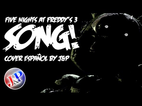 5 nights at freddys 3 song its time
