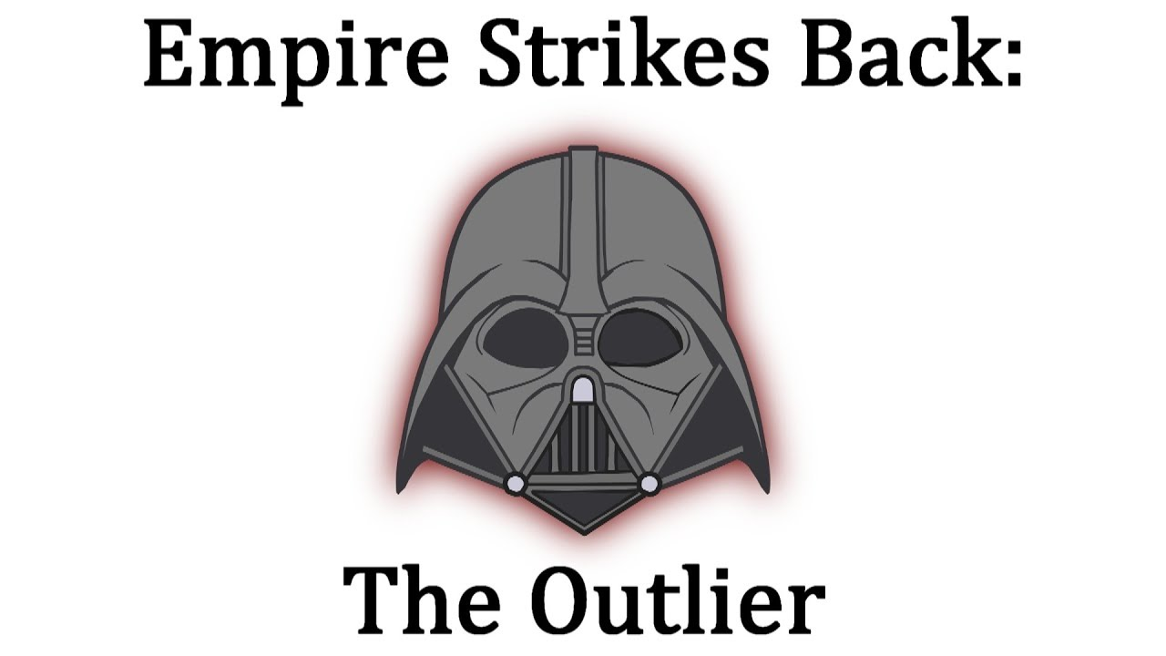 star wars v the outlier video essay  star wars v the outlier video essay