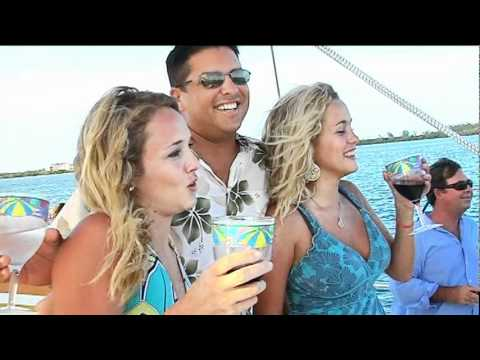 Key West Champagne Sunset Sail - Video