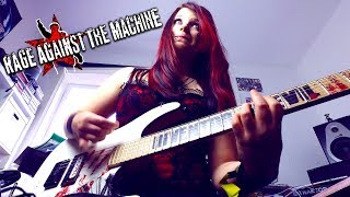 RAGE AGAINST THE MACHINE - Killing In The Name [GUITAR COVER] with SOLO by Jassy J
