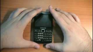 Retro - Samsung Galaxy Y Pro - Que dire de plus ?