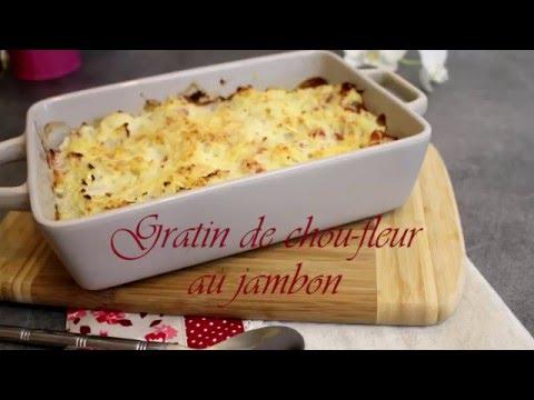 gratin-de-chou-fleur-au-jambon