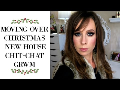 WE BOUGHT A HOUSE! | MOVING OVER CHRISTMAS STORY | LIFE UPDATE GRWM