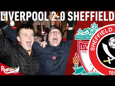Mane and Salah Bury the Blades! | Liverpool v Sheff Utd 2-0 | Chris' Match Reaction